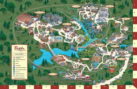 Busch Gardens Williamsburg the coastal virginia hton roads experience busch