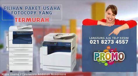 jual paket usaha fotocopy  jutaan promo agustus