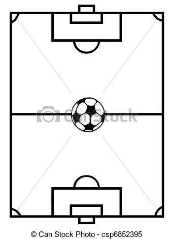 clipart bianco e nero clipart vettoriali di co calcio bianco e nero