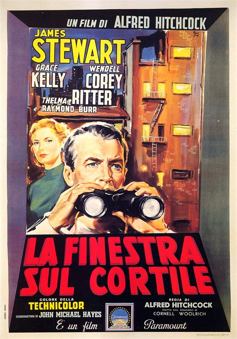 la finestra sul cortile ita poster locandine e fotobuste rear windows alfred