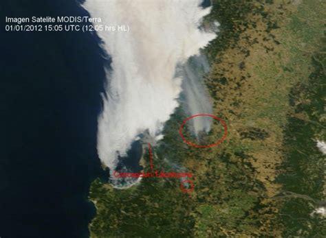 imagenes satelitales chile im 225 genes satelitales dan testimonio del devastador