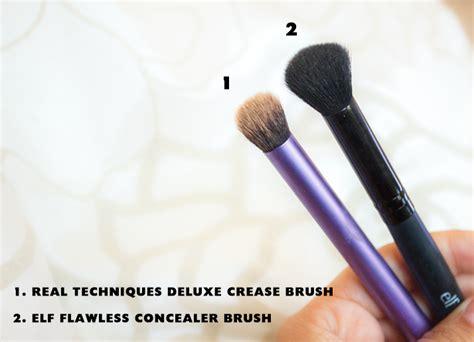 Brush Flawless Concealer Brush Original my brush collection