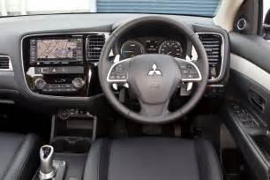 Mitsubishi Outlander Phev Interior Mitsubishi Outlander Phev Interior View Car Interior Design