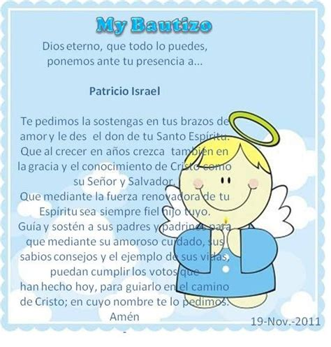 oracion con imagen a 6 meses de una hermana fallecida 17 best images about oracion bautizo on pinterest dibujo