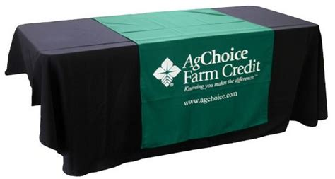 custom table runner with logo table runners custom printed tablecloths free shipping
