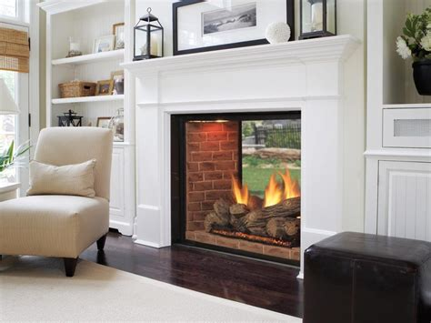 two sided fireplace insert two sided gas fireplace inserts liming me