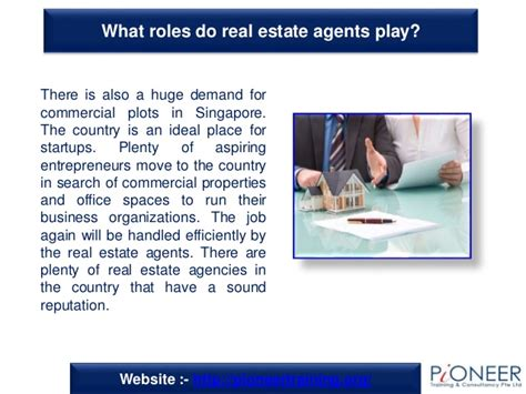 does a real estate agency need a mobile app erminesoft what roles do real estate agents play