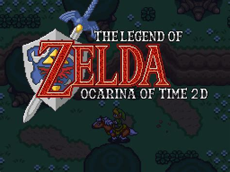 the legend of ocarina of time nintendo wiki fandom powered by wikia nintendo shuts the legend of ocarina of time 2d gaming reinvented