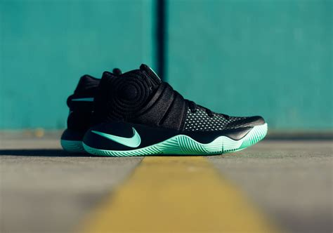 Kyrie 4 Greenglow nike kyrie 2 quot green glow quot release date sneakernews