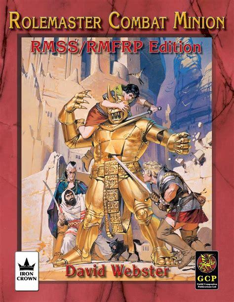 Rolemaster Companion 3 rolemaster pdf free washtracker