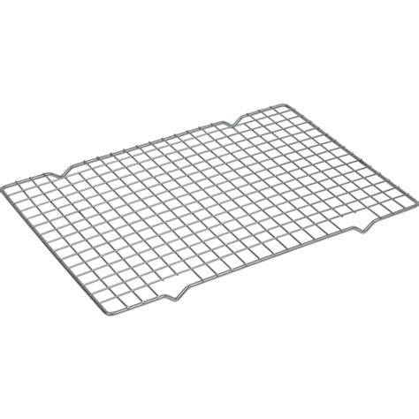cool on wire rack cooling wire tray 470mm x 260mm chrome plated wire rack with lattice design