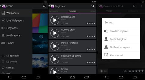 myxer ringtones for android want a fresh new ringtone try these cool ringtone apps for android