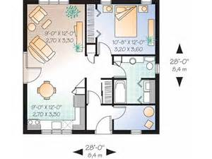 One Bedroom Cottage Floor Plans One Bedroom Cottage House Plans One Bedroom House Designs