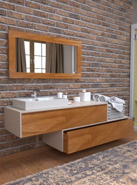 mobili stile moderno arredo bagno design moderno mobile da bagno sospeso con
