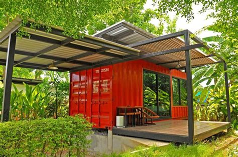 Cargo Container Cabin by Brojects 8 Tiny Cabins We