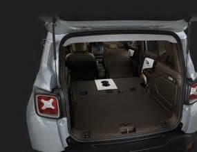 Sports Storage Bench 2016 Jeep Renegade Interior Features