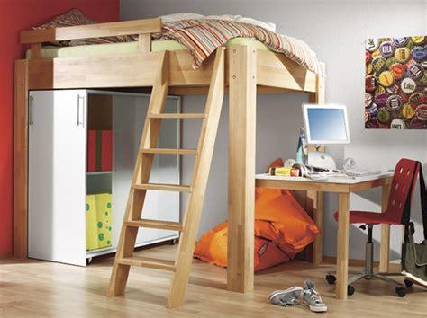 hochbett selber bauen einrichten mobiliar selbst de