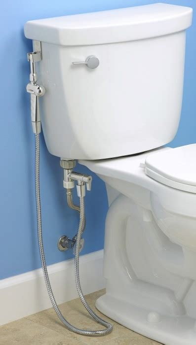 A Toilet That Sprays Water Aquaus 360 Held Bidet Sprayer Clear Water Bidets