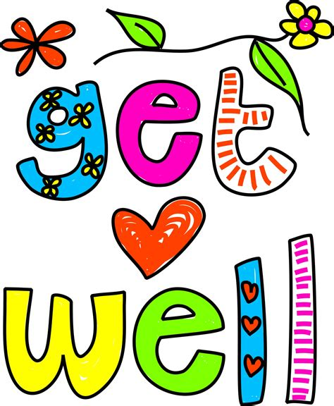 get clipart get well text free stock photo domain pictures
