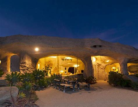 dick clark s flintstone house dick clark s flintstones home has a buyer picture dick