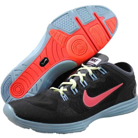 nike crosstrainer shoes nike womens lunar hyperworkout xt black cross trainer
