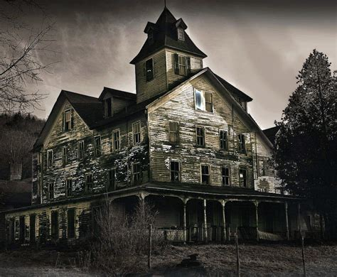 Haunted House Pictures by 4 Spinechillling Haunted Places In The Monadnock Region