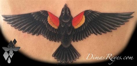 blackbird tattoo bali color blackbird tattoo by dimas reyes tattoonow