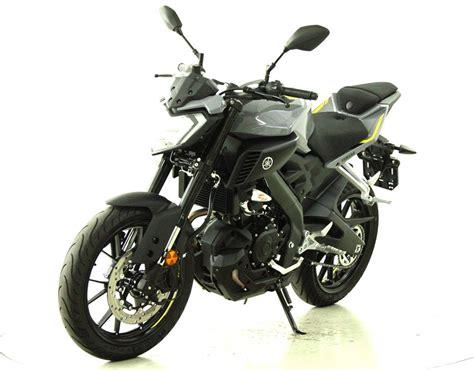Motorrad Yamaha Mt 125 by Yamaha Mt 125 Abs 125 Ccm Motorr 228 Der Moto Center