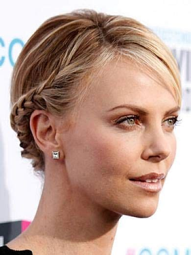 hairstyles only short hairstyles hairstyles with braids for short hair