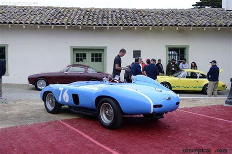 Ferrari 0546lm by 1955 Ferrari 121 Lm History Pictures Value Auction