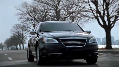 Chrysler 200 Commercial by Chrysler 200 Commercial Imported From Detroit