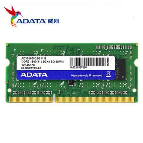 Ram 8gb Ddr3 Untuk Notebook adata 8gb laptop ram