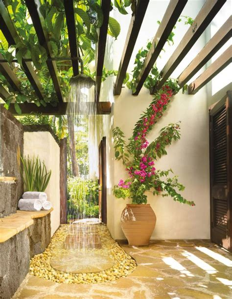 Beautiful Outdoor Showers by Beautiful And Inspiring Outdoor Showers Desired Home
