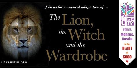 the the witch and the wardrobe ctx live theatre