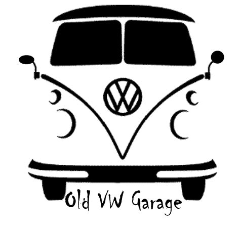 volkswagen logo black and white image gallery old volkswagen logo