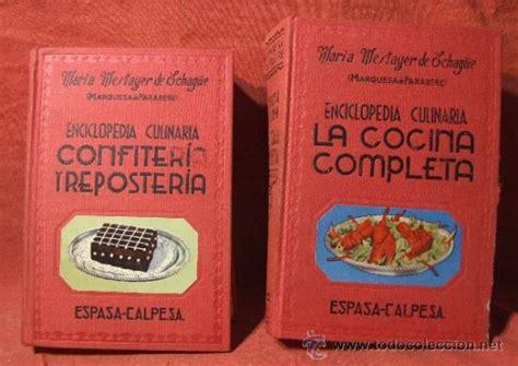 libro la cocina completa enciclopedia culinaria la cocina completa y con comprar libros de cocina y gastronom 237 a en