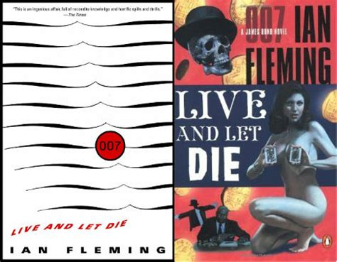 just let me live books book review live and let die by ian fleming of la book