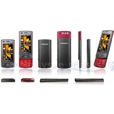 Hp Samsung S8300 larger image for samsung tocco ultra s8300 uk expansys uk