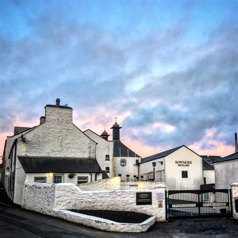Bowmore Distillery Cottages by Bowmore Distillery Www Pixshark Images Galleries