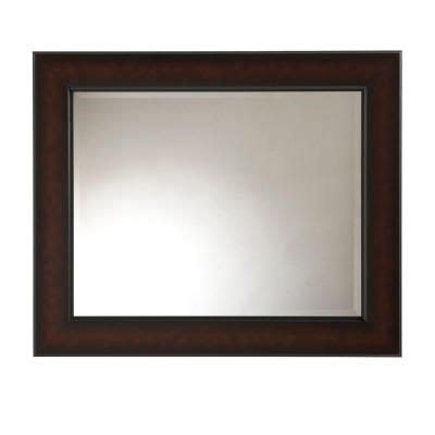 large wall mirrors for bathroom martha stewart living maracaibo 36 in x 30 in coppered