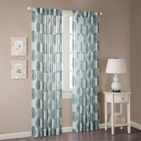 curtains overstock madison park emerson arabesque curtain panel