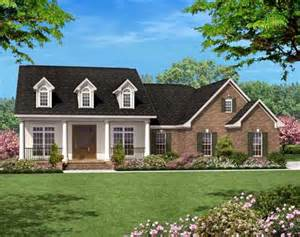 One Story Country Style House Plans by One Story Country Style House Plans With Bonus Room