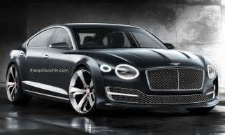 Bentley Exp Bentley Exp 10 Speed 6 Four Door Coupe Rendering