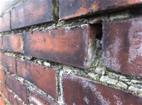 Fireplace Repair Mortar by 5 Signs You Need A Chimney Repair Pristine Sweeps