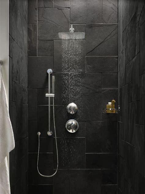 decide  build  doorless walk  shower