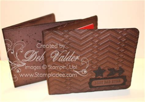 father s day wallet gift card holder with deb valder stladee com - Deb Gift Card