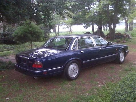 95 jaguar vanden plas find used 95 vanden plas blue premium tires runs