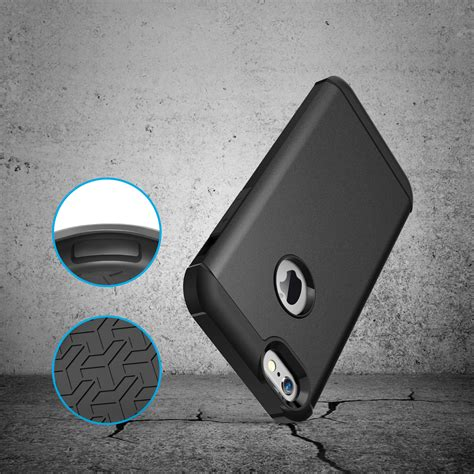 Anker Slimshell Iphone 7 Black A7050111 anker toughshell for iphone 6 plus iphone 6s plus black