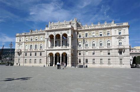 austriaca in italia palazzo della luogotenenza austriaca