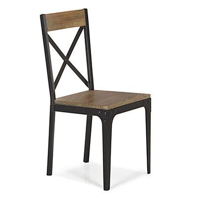 chaise style industriel chaise tabouret chaises de s 233 jour tabourets de bar